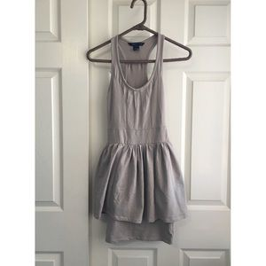 Gray French Connection Dress